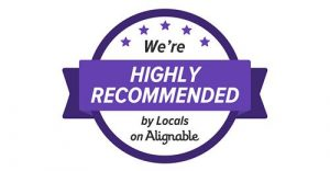 Alignable- Highly Recommended badge